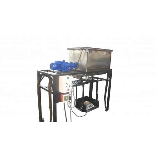 Смеситель сухих сыпучих материалов УТАЛ-500