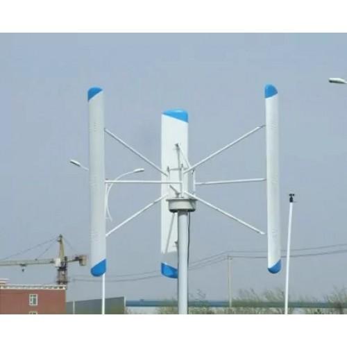 Ветрогенератор вертикальный УТАЛ-250